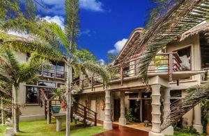 Denpasar Boracay Villa For Rent - Front House